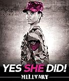 Yes She Did! Military, Barbara Rudow, 1615708901