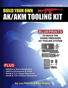 Amazon build your own akakm tooling kit x ring precision llc build your own akakm tooling kit x ring precision llc gunsmith notebook fandeluxe Gallery
