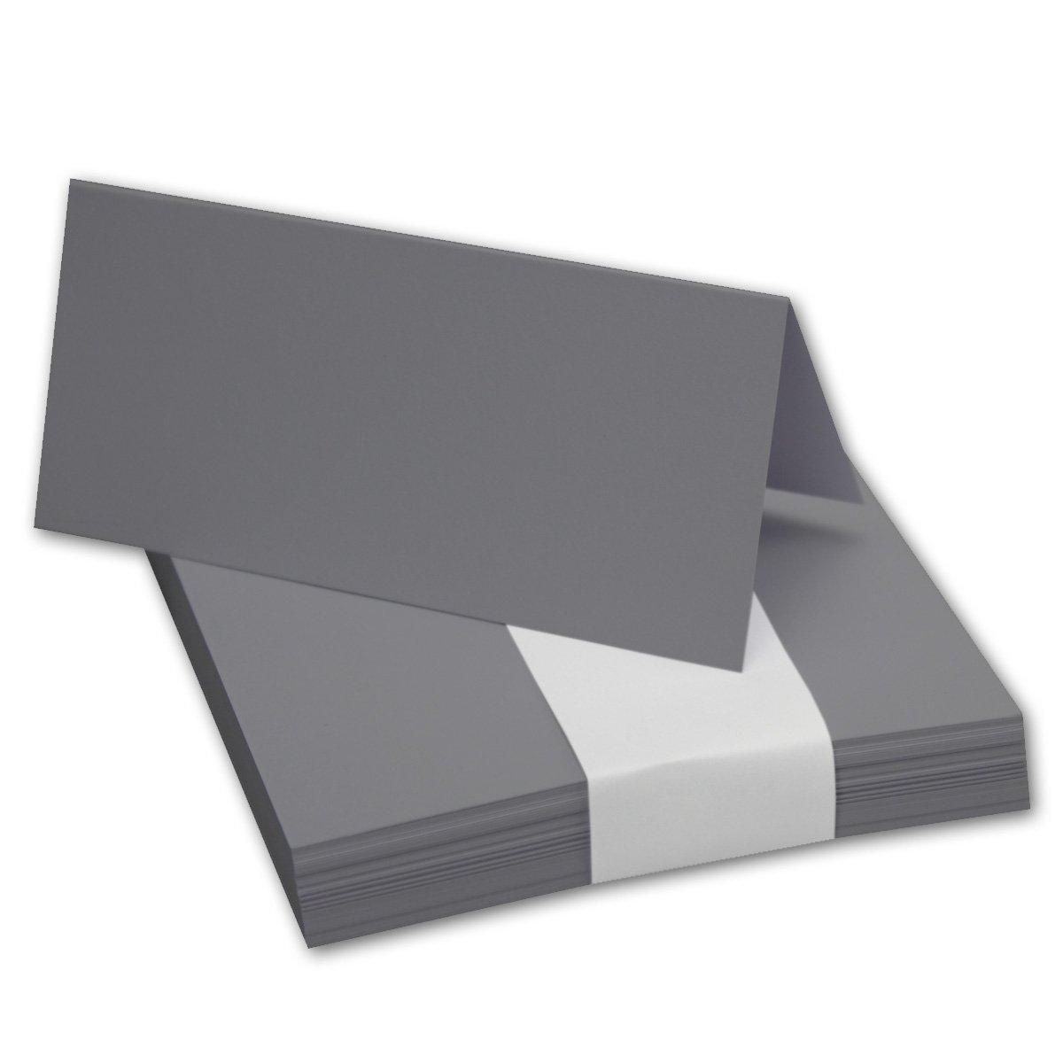 200x 200x 200x Tischkarten in Hochweiß I Größe  100 x 90 mm (Gefaltet 100 x 45 mm) I 240 g m² - Sehr Schwere und Stabile Qualität I aus der Serie FarbenFroh von NEUSER  B07FS5TFF1 | Genial Und Praktisch  73746a