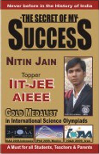 Book The Secret of My Success