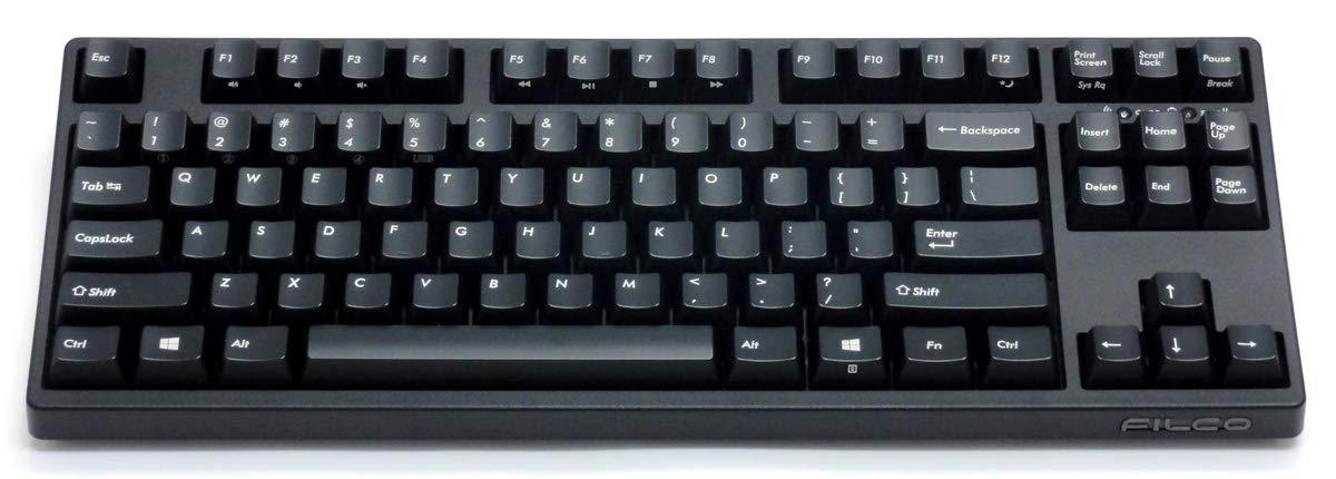 Filco Majestouch Convertible 2 TKL (Cherry MX Blue) Keyboard