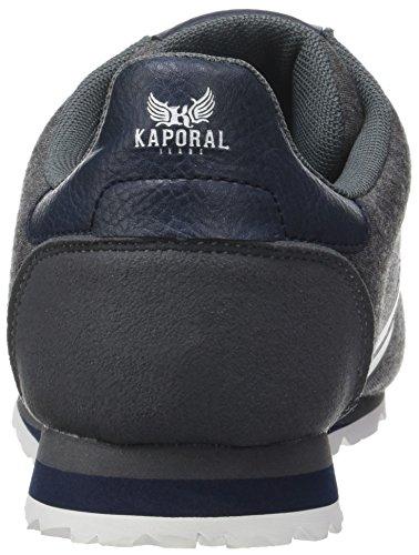 Kaporal Gris Gris Homme Baskets Basses Karal qafgS