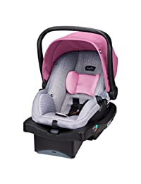 Evenflo LiteMax 35 Infant Car Seat, Azalea BOBEBE Online Baby Store From New York to Miami and Los Angeles