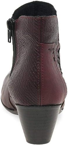Rieker Colt Womens Ankle Boots