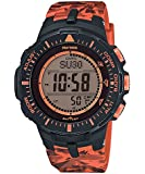 Casio Mens Pro Trek TRIPLE SENSOR Digital Dress Solar Watch NWT PRG-300CM-4D