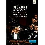 Mozart: Piano Concerto No. 17/Symphony No. 39 - Wiener Philharmoniker/Leonard Bernstein