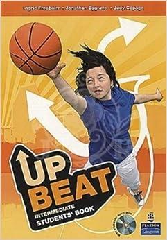 Upbeat Intermediate Students' Book and Students' Multi-ROM Pack by Ingrid Freebairn (2010-02-18)
