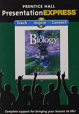Miller Levine Prentice Hall Biology Presentation Express 2008c by PRENTICE HALL