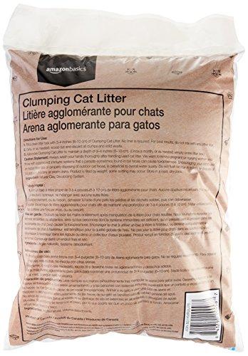 AmazonBasics-Clumping-Cat-Litter-40-lb-Bag