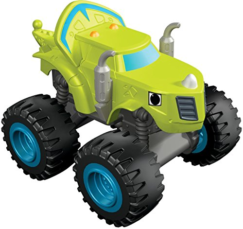 Fisher-Price Nickelodeon Blaze & the Monster Machines, Zeg from Fisher-Price