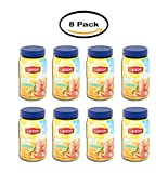 PACK OF 8 - Lipton Drink Mix, Peach Iced Tea, 2.9 Oz, 1 Count