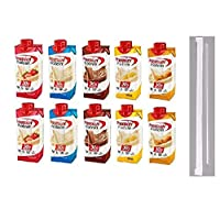 Premier Protein Shakes Drinks - Low Carb High Protein Shakes Variety 10 Pack (30g...