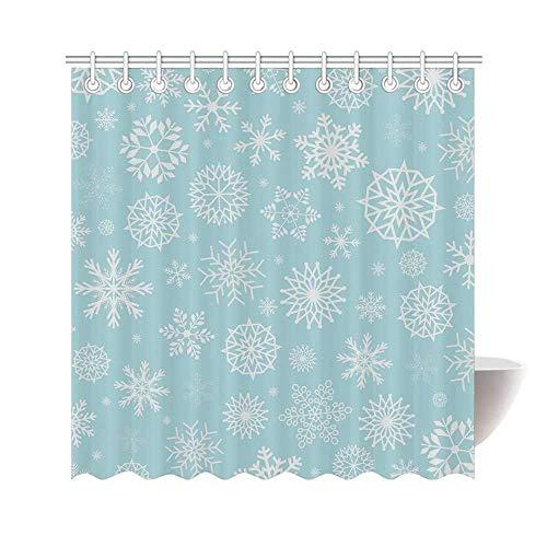 ROKS-ASD Funny Custom Quality Polyester Shower Curtain for Bathroom 60x72 (Kmart Holdbacks)