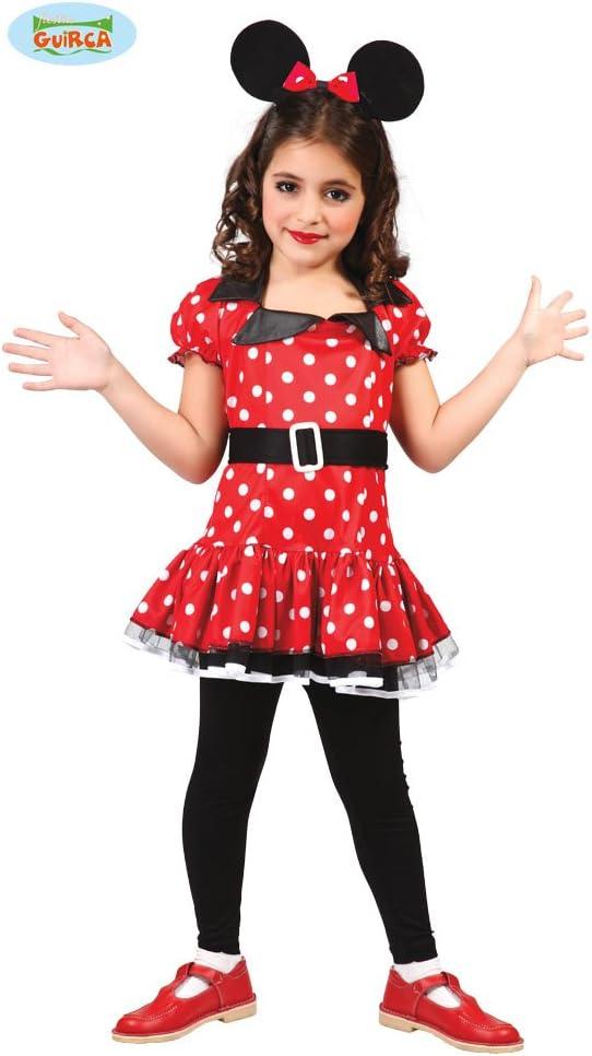 Disfraz de Minnie (4-6 años): Amazon.es: Juguetes y juegos