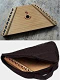 European Expressions Music Maker Lap Harp with Case
