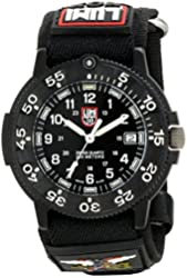 Luminox Men's A.3901 Navy Seal Faststrap 3900 Black Strap Watch
