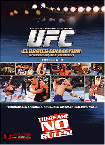 Ufc 5-8 Set by Unknown