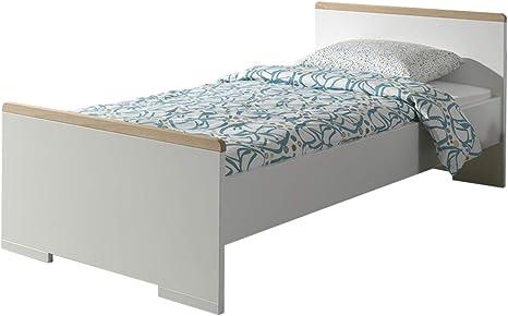 Vipack London - Cama individual (90 x 200 cm, superficie de ...
