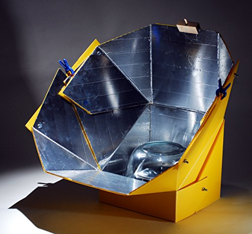 Solar Products For Camping Solar Power Oven made our list of great solar equipment for camping