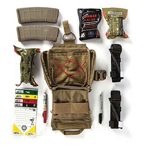 5.11 Tactical UCR Thigh Rig Med Kit