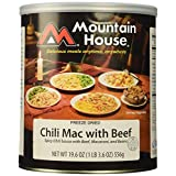 Mountain House #10 CAN Chili Mac with Beef