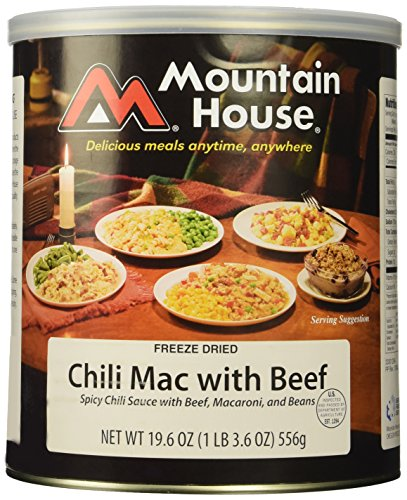 1.9LB Chili Mac/Beef - Chili House Mountain