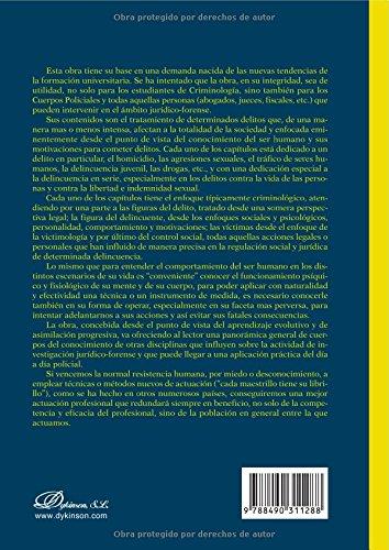Psicología E Investigación Criminal. La Delincuencia Especial (Spanish Edition): José Ibáñez: 9788490311288: Amazon.com: Books