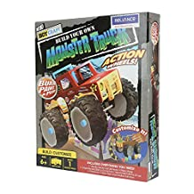 Boy Craft Make Your Own Monster Truck