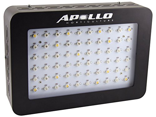 Apollo Horticulture GL60LED Full Spectrum 300W LED Grow Light for Indoor Plant Growing