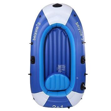 Kayak Inflable Kayak Deportivo Bote Al Aire Libre Cómodo Kayak ...