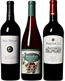 Mendocino Wine Company Classic 3 Bottle Red Wine Mixed Pack, 3 x 750 mL