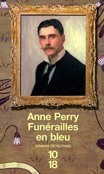 Funérailles en bleu par Perry