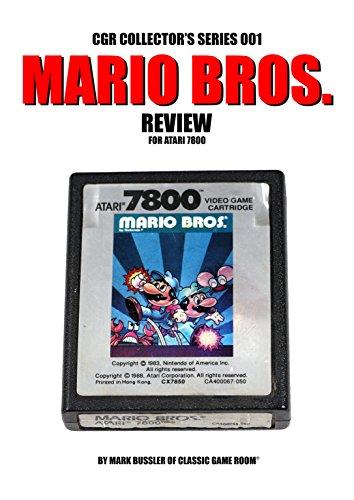 CGR Collector's Series 001: Mario Bros. Review for Atari 7800