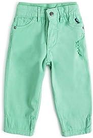 Calca Bb Color Zipper Bolso Reserva Mini