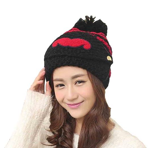 Alexstudio Women S Fashion Women Girl Warm Winter Knitted Hats