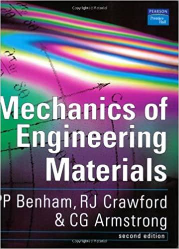 mechanics of of material by p p benham