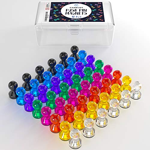 Push Pin Magnet Set