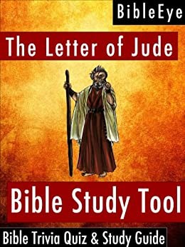 Jude 17-25 Bible Study with Cross References