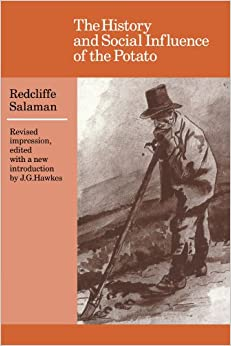 Book The History and Social Influence of the Potato (Cambridge Library)