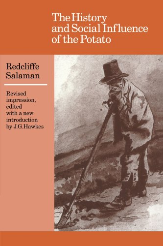 Amazon.com: The History and Social Influence of the Potato (Cambridge Paperback Library) (9780521316231): Redcliffe N. Salaman, J. G. Hawkes: Books
