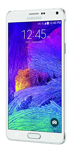 Samsung Galaxy Note 4, Frosted White 32GB (Sprint) 5 Brand: Samsung Model: Samsung Galaxy Note 4 Network: Sprint