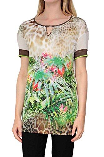 Basler - Camiseta - para mujer Multicolor
