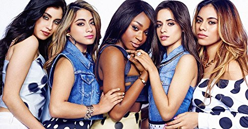 Fifth Harmony Group Poster 20x38