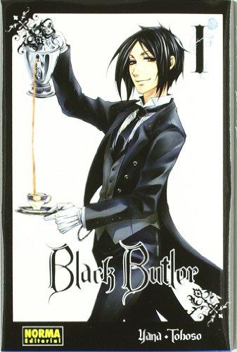 Black Butler 1 (Spanish Edition) by Norma Editorial Sa