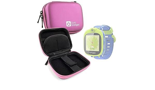 Amazon.com: DURAGADGET Pink Hard EVA Shell Case with ...