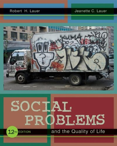 Social Problems+Quality Of Life