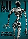 Ajin: Demi-Human, Volume 1 by Gamon Sakurai (16-Oct-2014) Paperback