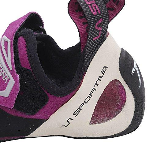purple Bambina Sportiva La Da Scarpe Katana Arrampicata Woman White CxwgFq8