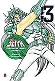 capa de Cavaleiros do Zodíaco. Kanzenban - Volume 3