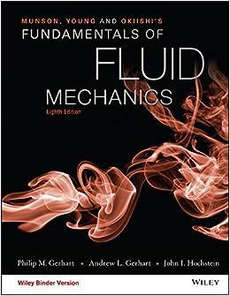 Book Munson, Young and Okiishi's Fundamentals of Fluid Mechanics, Binder Ready Version